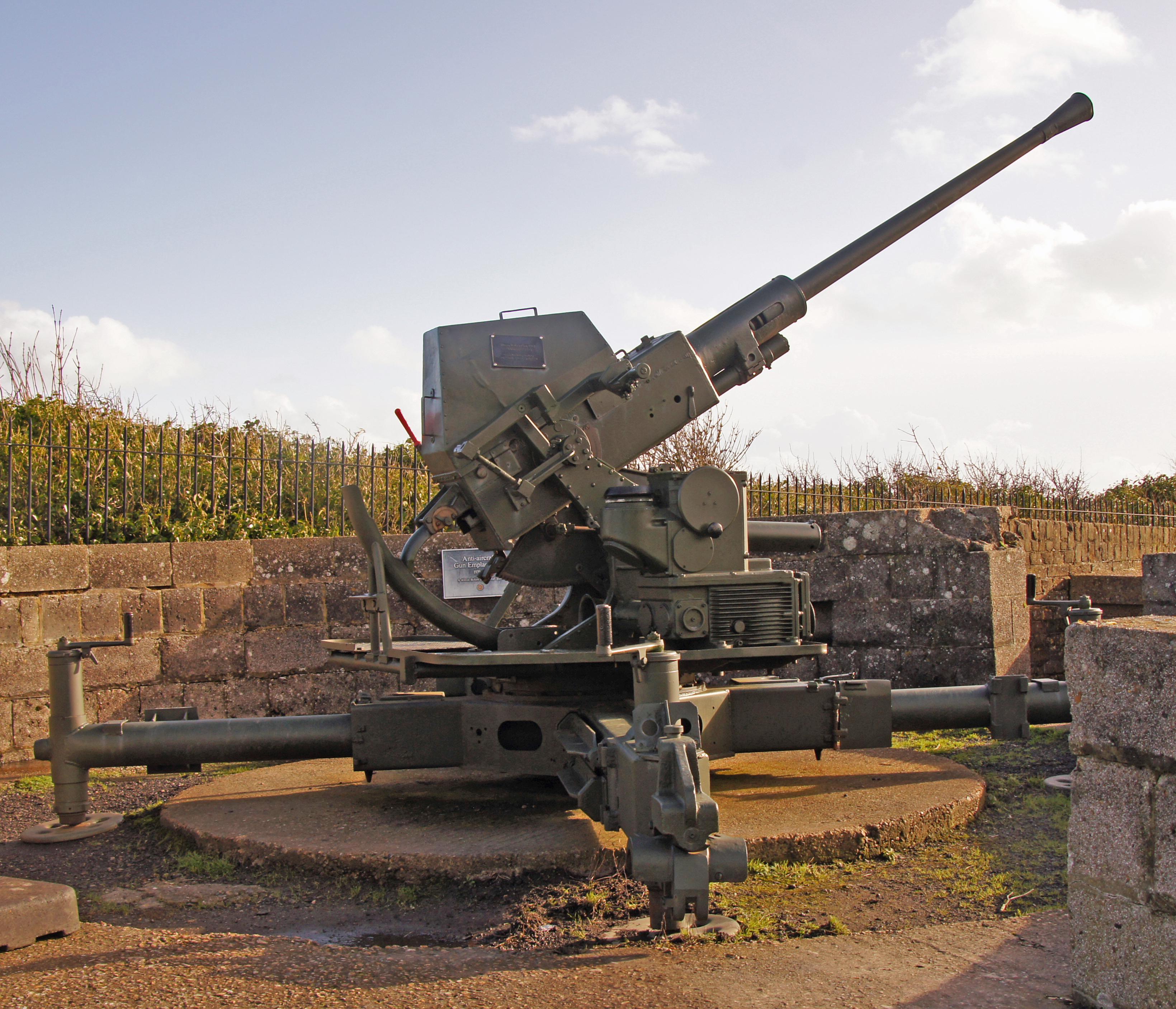 Bofor Gun